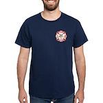 OES Fire & Rescue Unisex Dark T-Shirt