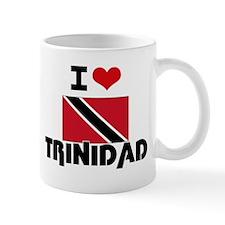 I HEART TRINIDAD FLAG Mug