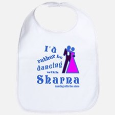Dancing With Sharna Bib