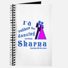 Dancing With Sharna Journal
