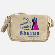 Dancing With Sharna Messenger Bag