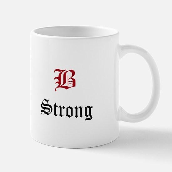 B Strong Mug