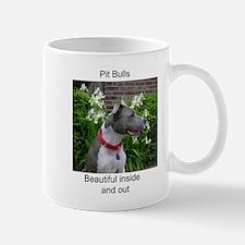 Pit Bulls are Beautiful Mug