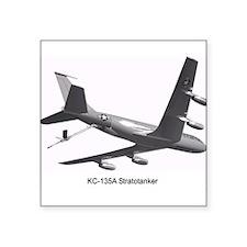 KC-135 Stratotanker Rectangle Sticker