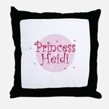Heidi Throw Pillow