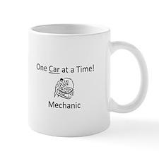 One Car at a Time! Mug