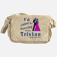 Dancing With Tristan Messenger Bag