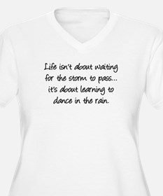 Life is... Plus Size T-Shirt