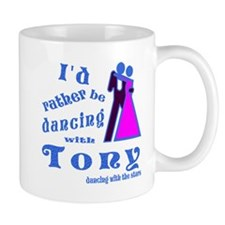 Dancing With Tony Mug