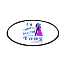 Dancing With Tony Patches