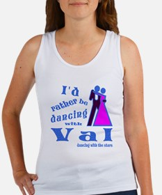 Dancing With Val Women's Tank Top