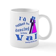 Dancing With Val Mug