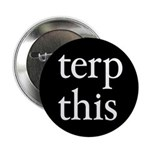 "Terp This Black 2.25"" Button (100 pack)"