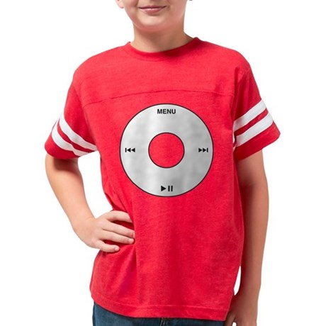 iPod_Classic Youth Football Shirt