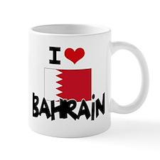 I HEART BAHRAIN FLAG Mug