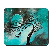 Dragonfly Bliss Mousepad