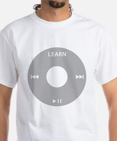 Podcasting LEARN Shirt