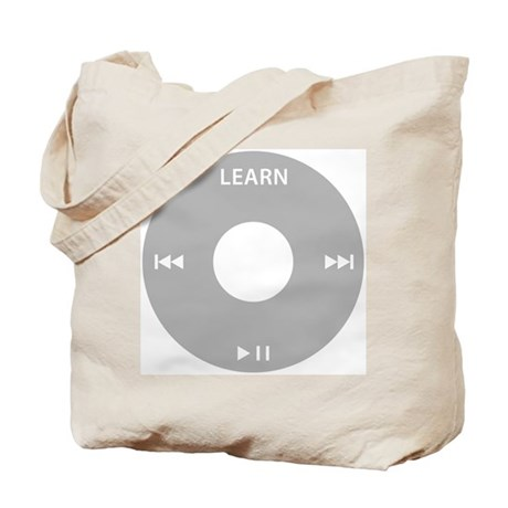 Podcasting LEARN Tote Bag