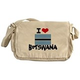 Botswana Messenger Bag