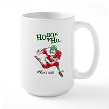 Christmas Football Mug