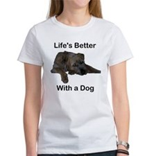Life's Better With a Dog Tee