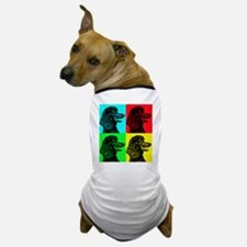 Poodle Pop Art Dog T-Shirt