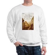 Sweatshirt texto Machu Picchu Peru