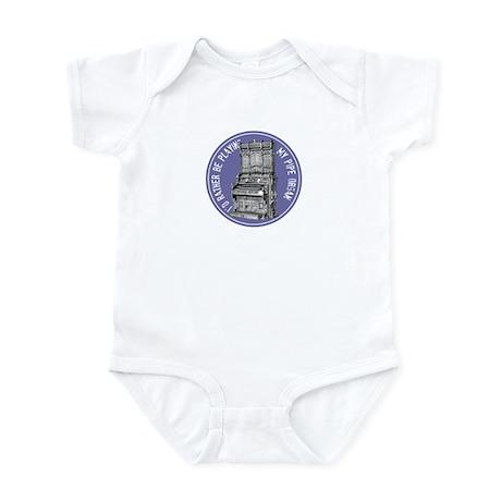Pipe Organ Infant Bodysuit
