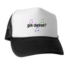Got Clarinet Trucker Hat