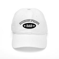 Bichon Frise Dad Baseball Cap