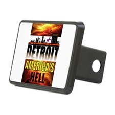 DETROIT HELL Hitch Cover