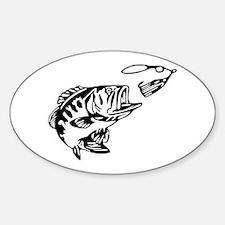 Gone Fishin Decal