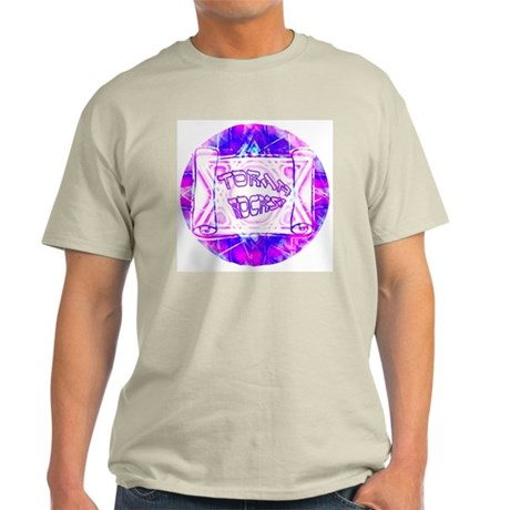 Torah Rocks Blue & Purple T-Shirt