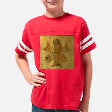 Fish Youth Football Shirt
