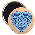 "Adanvdo Heartknot 2.25"" Magnet (100 pack)"