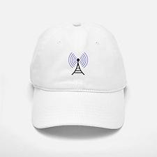 Radio Tower Signal Baseball Baseball Baseball Cap