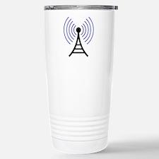 Radio Tower Signal Travel Mug