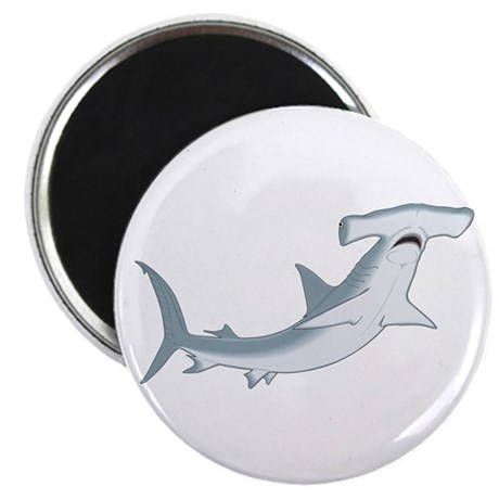 Hammerhead Shark Magnet