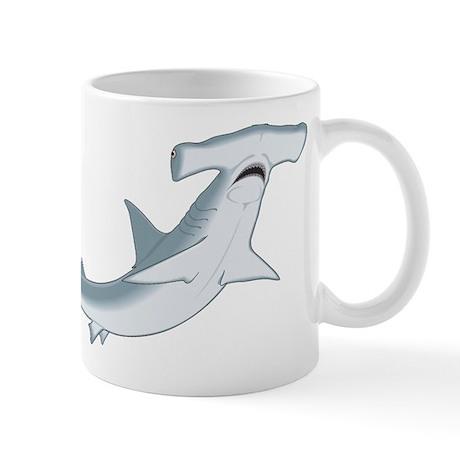 Hammerhead Shark Left-handed Mug