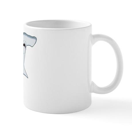 Hammerhead Shark Right-handed Mug