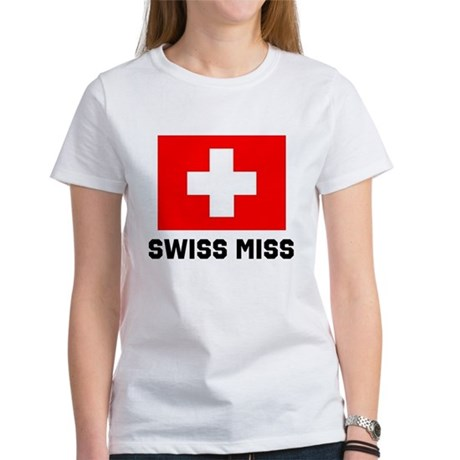swiss miss T-Shirt