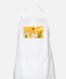 Lucky Cats Apron
