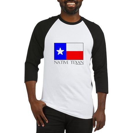 Native Texan Baseball Jersey