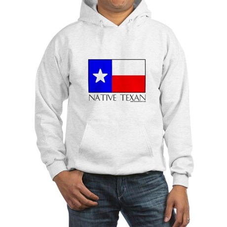 Native Texan Hooded Sweatshirt