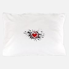 Heart - Love - Romance - Valentines Day Pillow Cas