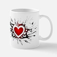Heart - Love - Romance - Valentines Day Mug