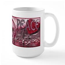 PEACE-LOVE-TRANQUILITY Mug