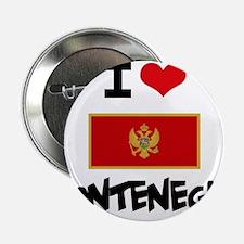 "I HEART MONTENEGRO FLAG 2.25"" Button"