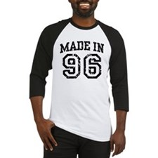 Made In 96 Baseball Jersey