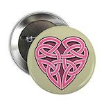 "Bijii Heartknot 2.25"" Button (100 pack)"